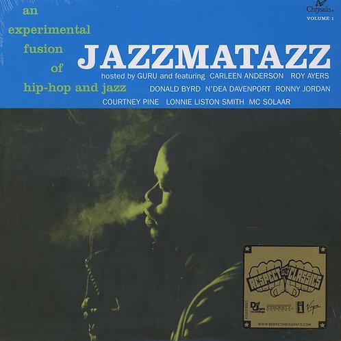 Guru – Jazzmatazz Volume: 1