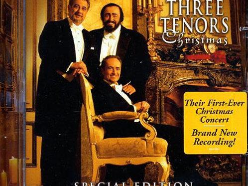 The Three Tenors – Christmas  (CD)