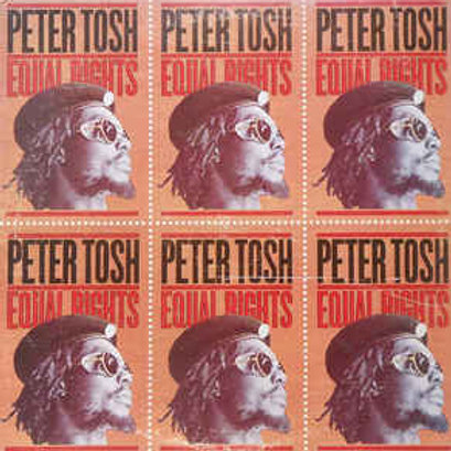 TOSH, PETER - EQUAL RIGHTS (LP)