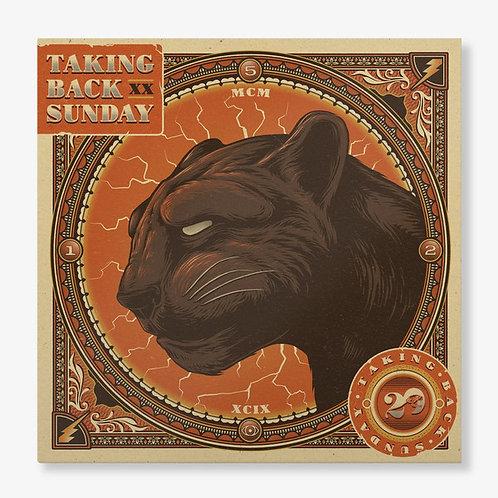 Twenty by Taking Back Sunday (LP)