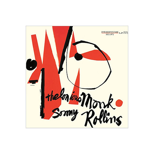 Thelonious Monk And Sonny Rollins - Thelonious Monk And Sonny Rollins (LP)