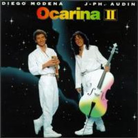 Diego Modena & J-Ph. Audin*–Ocarina II(CD)