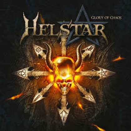 Helstar – Glory Of Chaos CD