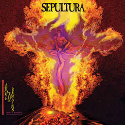 Sepultura – Above The Remains: Official Bootleg