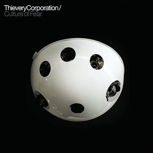 Thievery Corporation - Culture Of Fear ( 2LP )