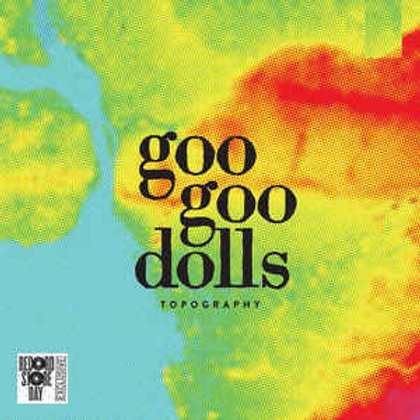 Goo Goo Dolls ‎– Topography 5 lp limited edition colored vinyl box set