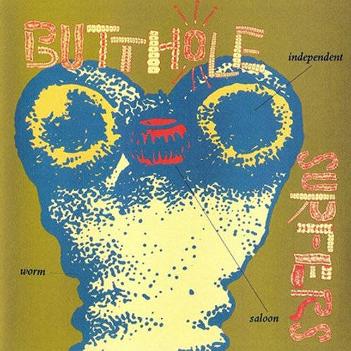 Butthole Surfers - Independent Worm Saloon (LP)