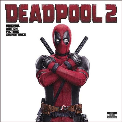 Deadpool 2: Original Motion Picture Soundtrack - Various Artists (LP)