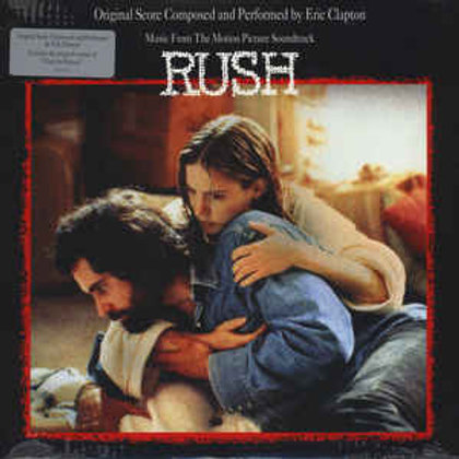 Eric Clapton – Music From The Motion Picture Soundtrack - Rush (LP)