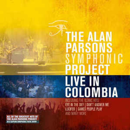 Alan Parsons Symphonic Project - Live In Colombia..(3PC) (L.P.)