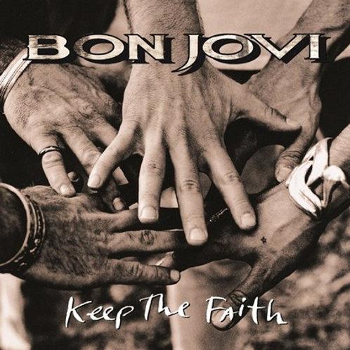 Bon Jovi - Keep The Faith (LP)