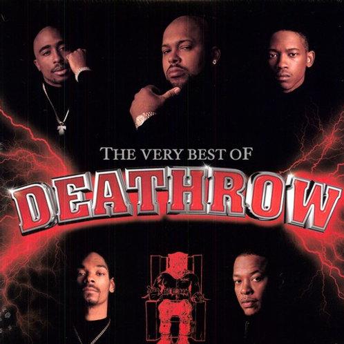 Very Best of Death Row ( 2LP )