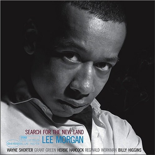 Lee Morgan - Search For The New Land (LP)
