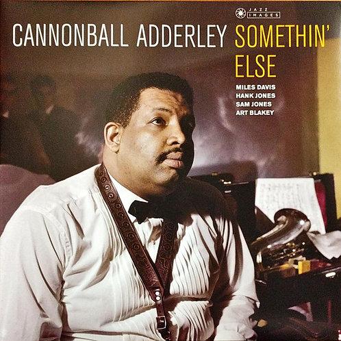Cannonball Adderley – Somethin' Else (LP)