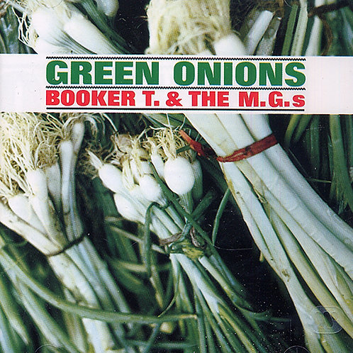 Booker T & Mg's - Green Onions (LP)