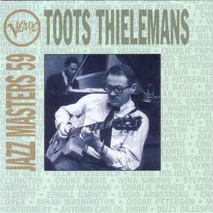 Toots Thielemans - Verve Jazz Masters 59 (CD)