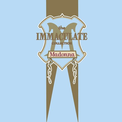 MADONNA - The Immaculate Collection (LP)