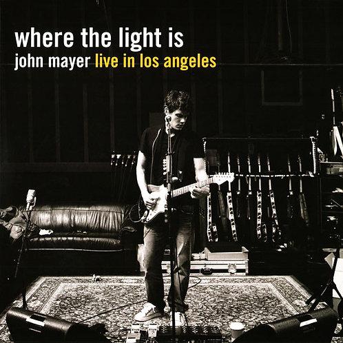 Mayer, John - Where the Light Is [Import] (180 Gram Vinyl) (4PC) (L.P.)