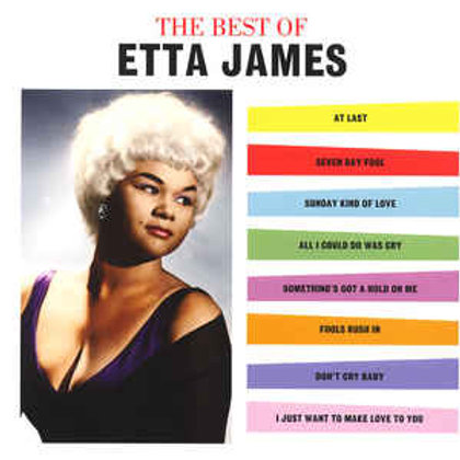 Etta James ‎– The Best Of Etta James