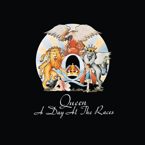 Queen - A day at the races (LP)