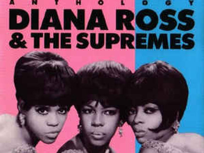 Diana Ross & The Supremes*–Anthology(CD)