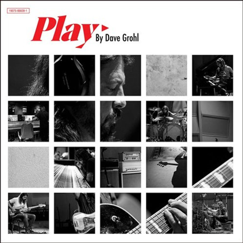 Dave Grohl - Play (LP)