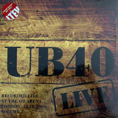 UB40 - LIVE 2009 - VOL 2 (LP)