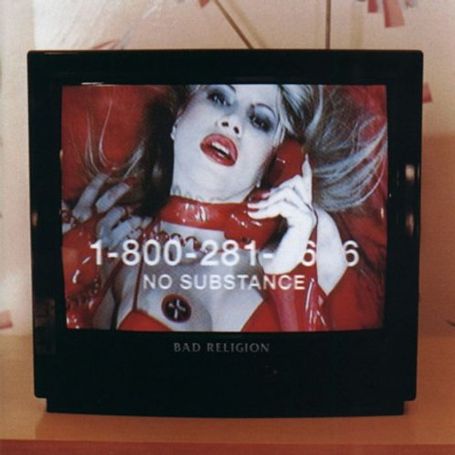 Bad Religion - No Substance (LP)