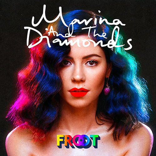 Marina and The Diamonds - Froot..(Bonus CD, 2PC) (L.P.)