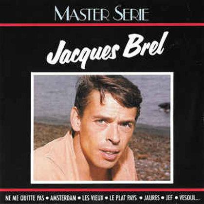 Jacques Brel (CD)