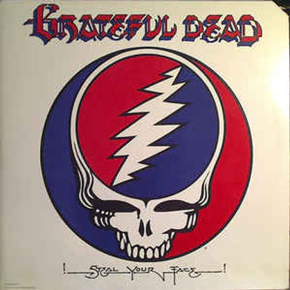 The Grateful Dead ‎– Steal Your Face (LP)