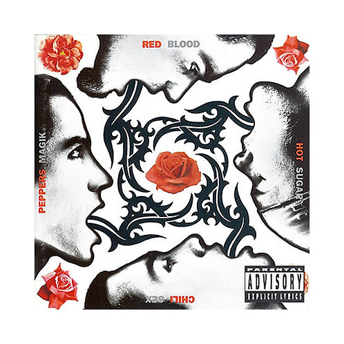 Red Hot Chili Peppers - Blood Sugar Sex Magic (LP)