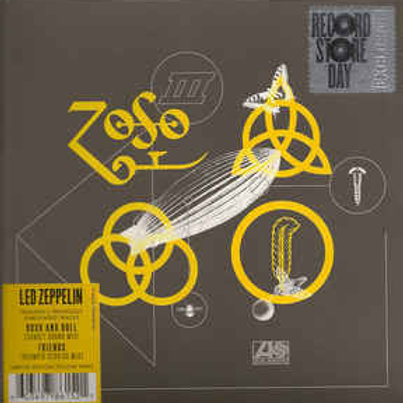 Led Zeppelin – Rock And Roll (Sunset Sound Mix) / Friends (Olympic Studios Mix)