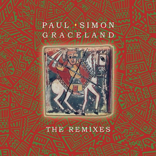 Simon, Paul - Graceland: The Remixes (140 Gram Vinyl, Download Insert, 2PC) (L.P