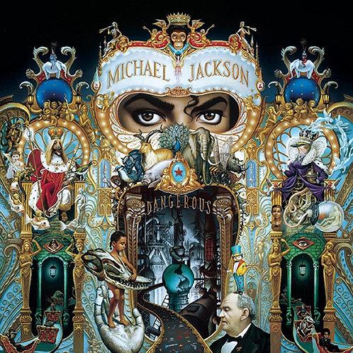 Michael Jackson- Dangerous (180 Gram Vinyl, 2PC) (L.P.)