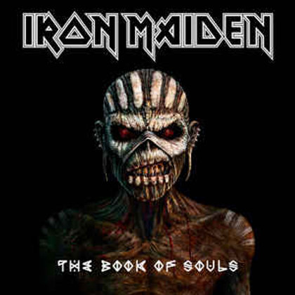 Iron Maiden – The Book Of Souls CD