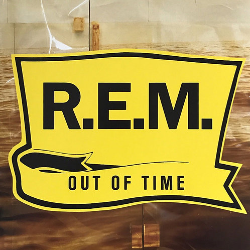 R.E.M.–Out Of Time (LP)