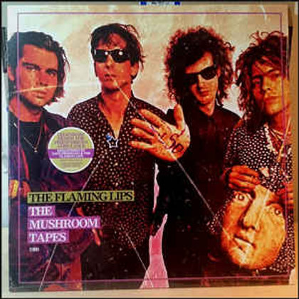 The Flaming Lips - The Mushroom Tapes(RSD Limited Edition, Green Vinyl) LP