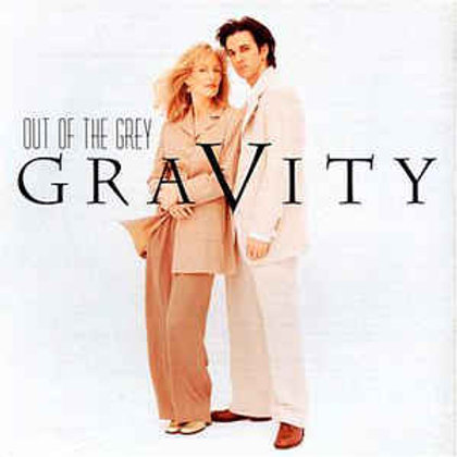 Out Of The Grey ‎– Gravity(CD)