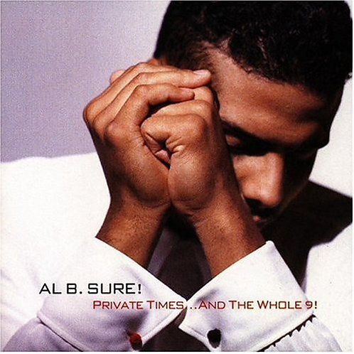 Al B. Sure!–Private Times...And The Whole 9!(CD)
