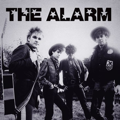 Alarm - Eponymous 1981-1983 (Gatefold LP Jacket, 2PC) (L.P.)