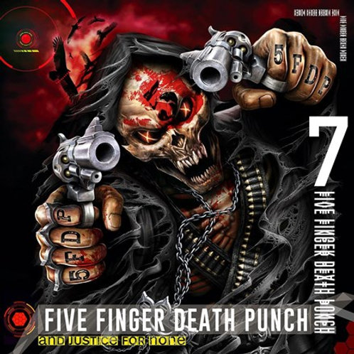Five Finger Death Punch - And Justice for None (LP)