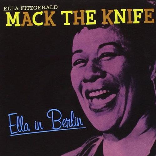 Ella Fitzgerald - Mack The Knife: Ella In Berlin (LP)