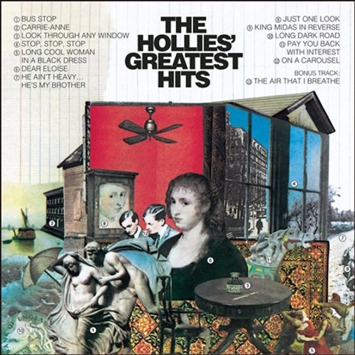 Hollies - The Hollies Greatest Hits (LP)