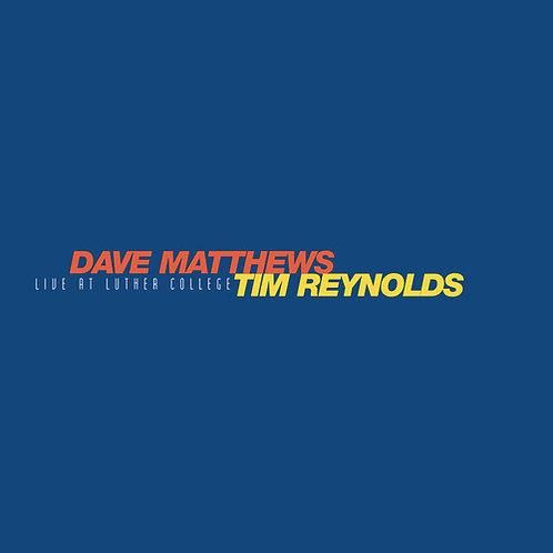 Dave Mathews/Tim Reynolds - Live Live At Luther College