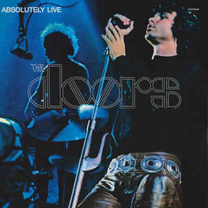 The Doors - Absolutely Live (2LP 180 Gram Vinyl) (LP)