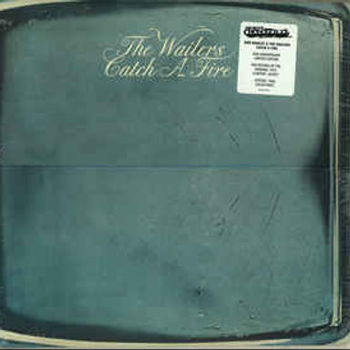 The Wailers ‎– Catch a Fire (LP)