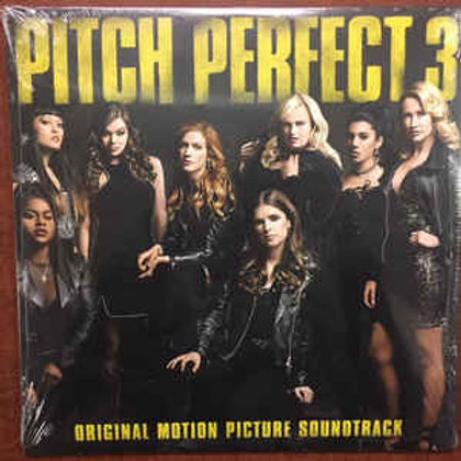 Pitch Perfect Cast – Pitch Perfect 3 (LP)