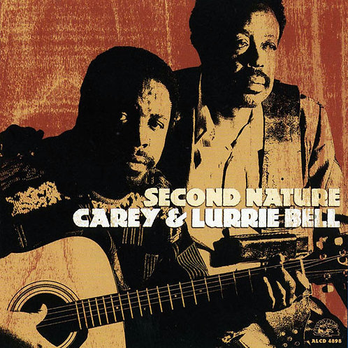 Carey Bell & Lurrie Bell ‎– Second Nature (CD)