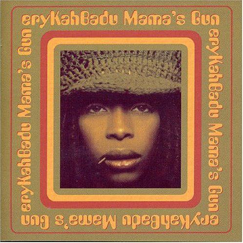 eryKahBadu*–Mama's Gun(CD)